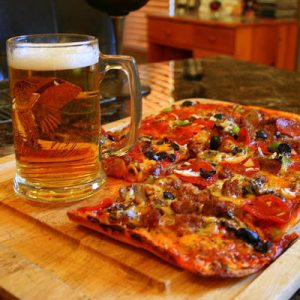 pizza beer 1